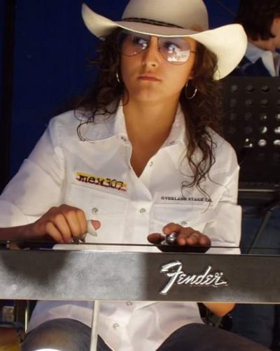 Jessica CAVALLARI Pedal Steel e voce
