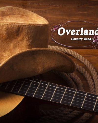 Overland Country Band Galleria immagini in allestimento